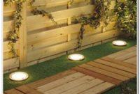 Solar Led Recessed Deck Lights