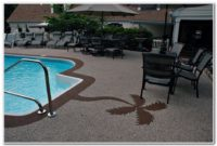 Swimming Pool Deck Surfaces