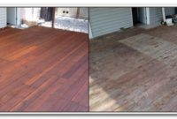 The Best Deck Stain