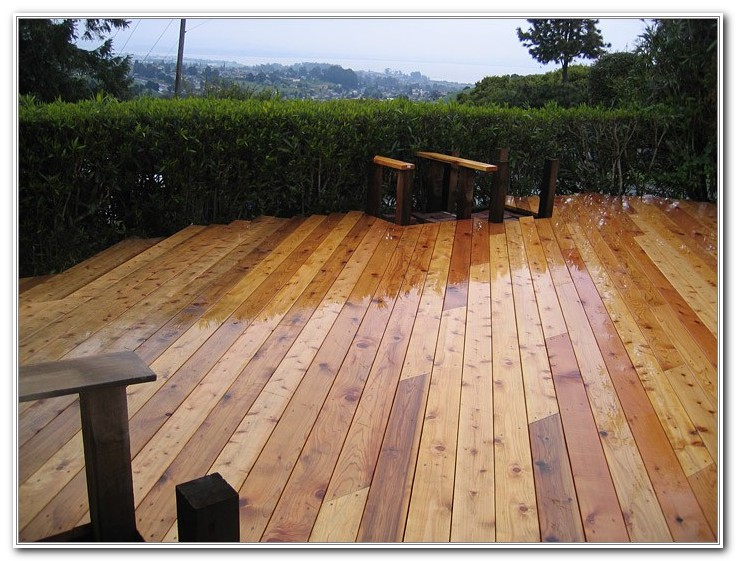 Types Of Wood Decking Materials Decks Home Decorating
