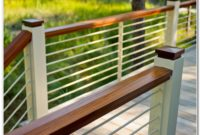 Wooden Deck Railing Pictures
