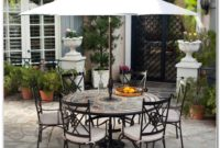 Wrought Iron Deck Furniture
