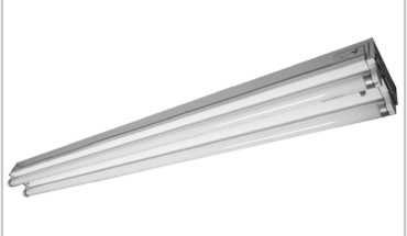 2 Lamp T5 Strip Fixture