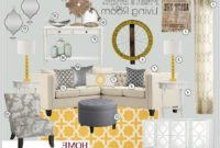 3 Piece Living Room Lamp Sets