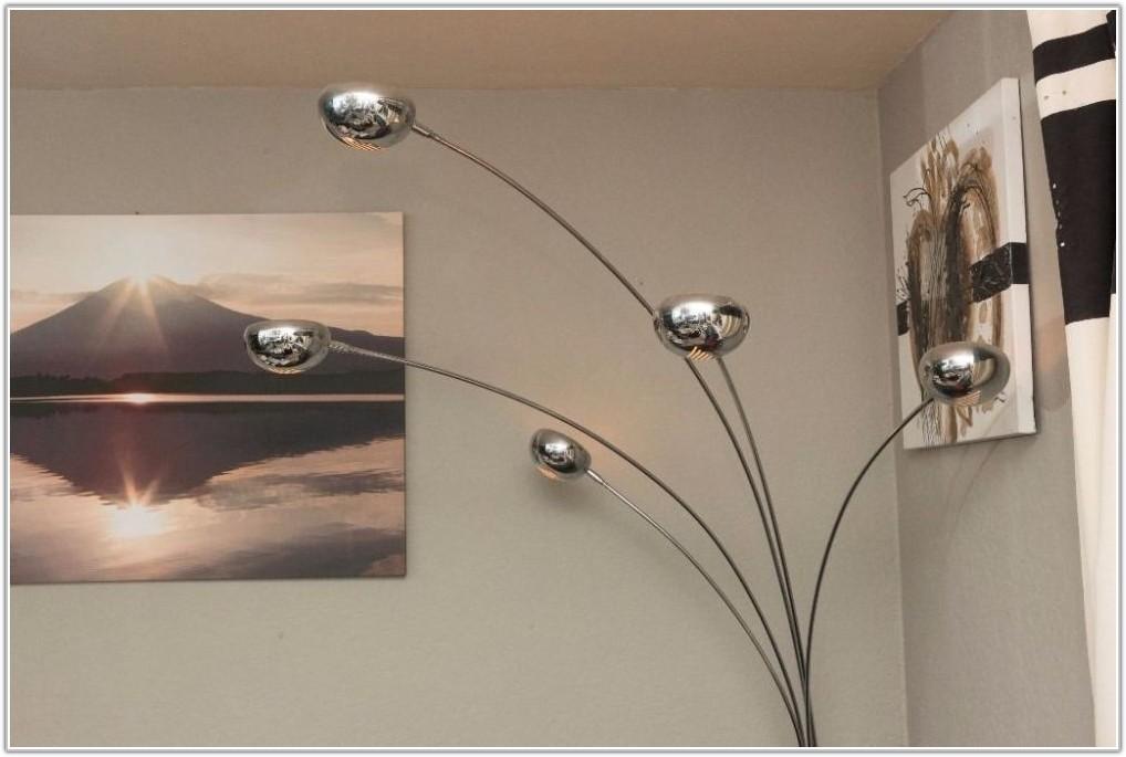 5 Way Arc Floor Lamp
