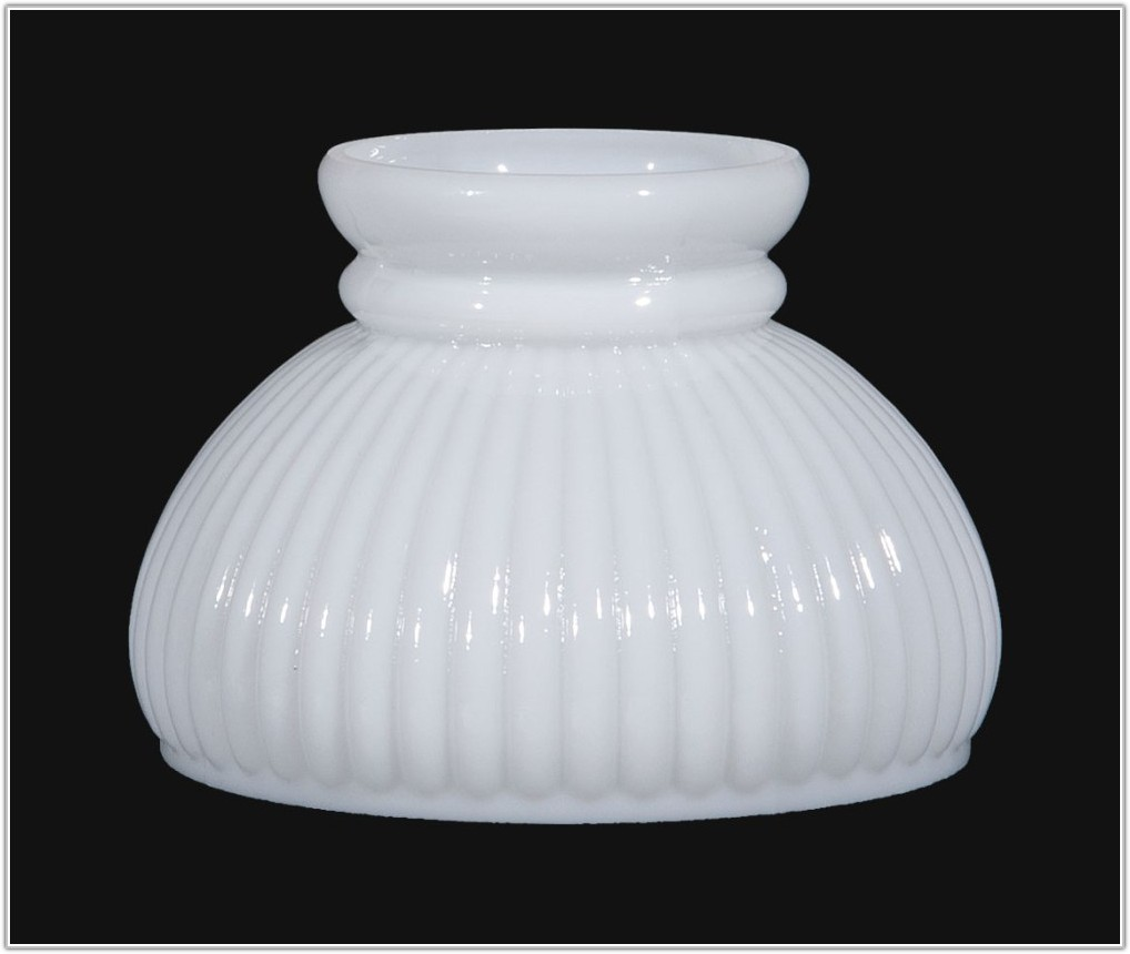 6 Inch Glass Lamp Shades