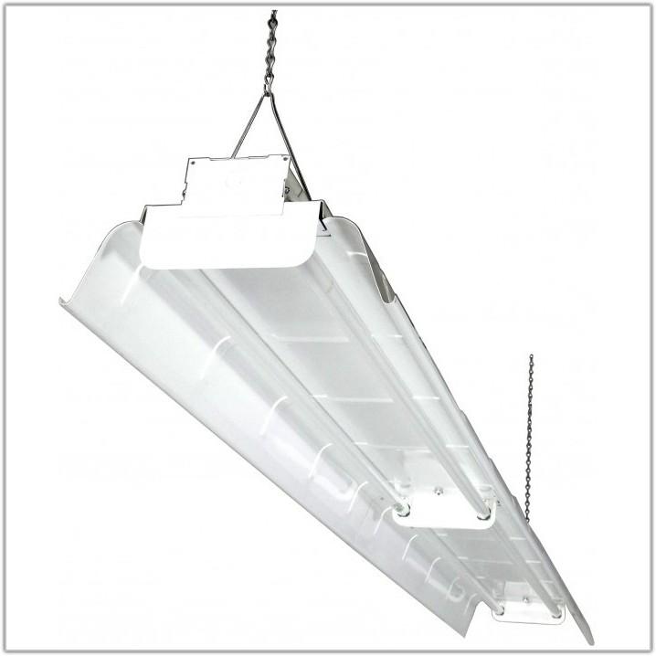 8 4 Lamp T8 Fixture