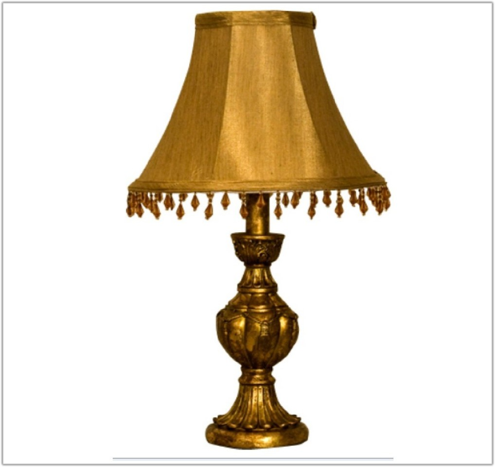 Brass Table Lamps For Living Room: Antique Brass Table Lamps For Living Room