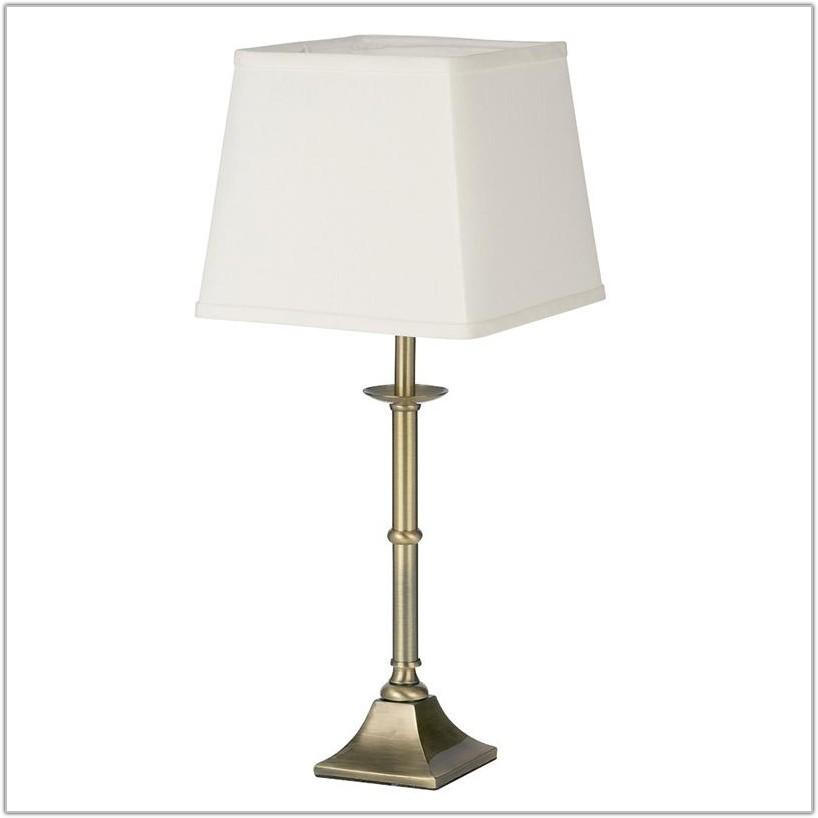 Antique Brass Table Lamps Uk