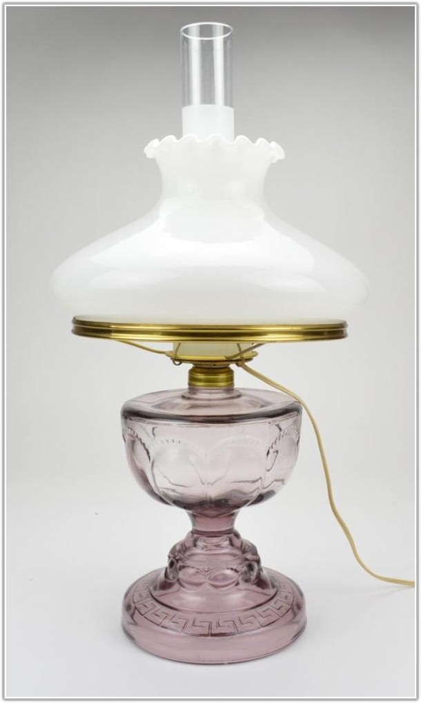Antique Glass Lamp Shades Uk