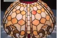 Antique Tiffany Glass Lamp Shades