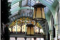 Art Nouveau Lamp Shades Glass