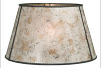 Arts And Crafts Mica Lamp Shades