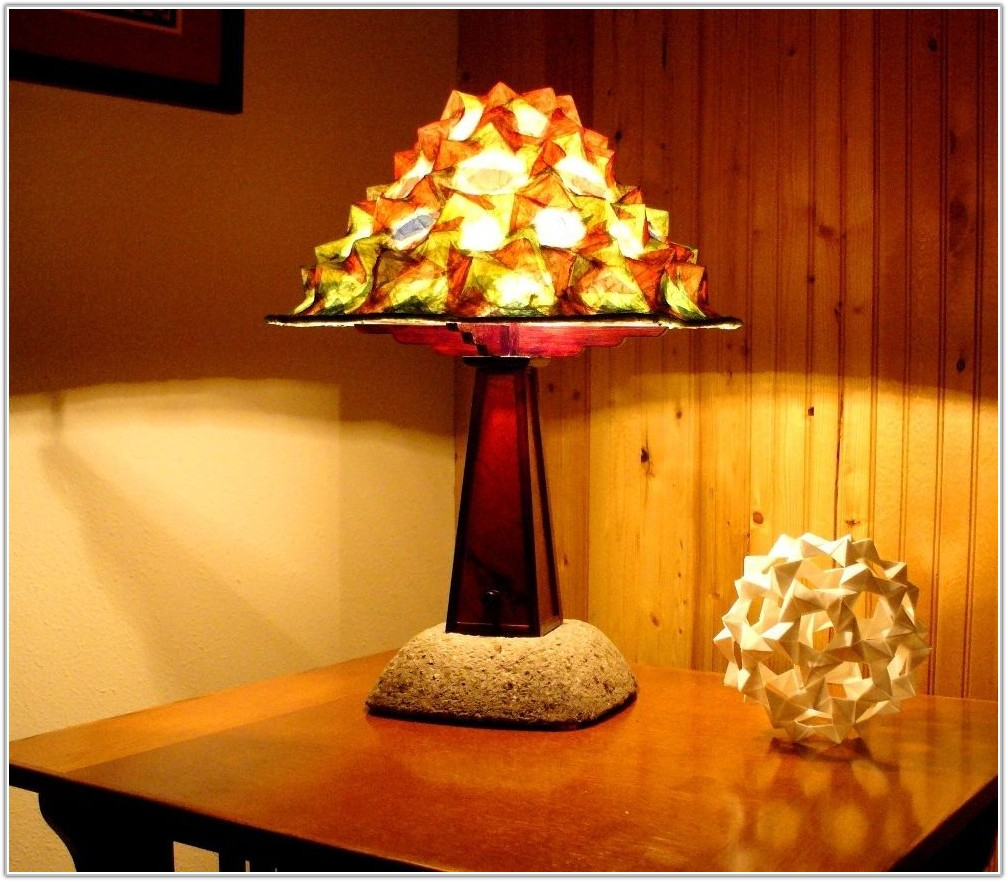 Arts And Crafts Mission Style Lamps