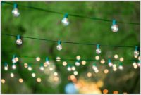 Battery Operated Outdoor Light Strands