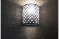 Battery Operated Wall Sconce Home Depot
