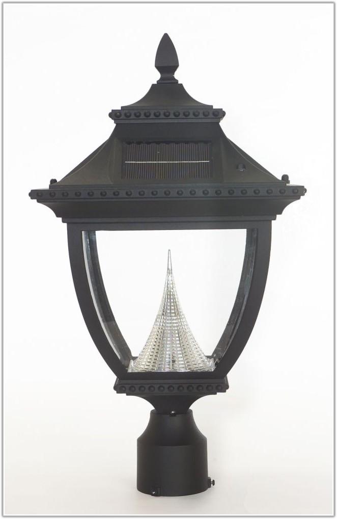 Best Outdoor Solar Lamp Post