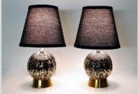 Black And Gold Table Lamps