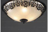 Black Ceiling Light For Bedroom