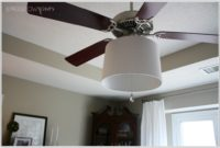 Ceiling Fan Paper Lamp Shades