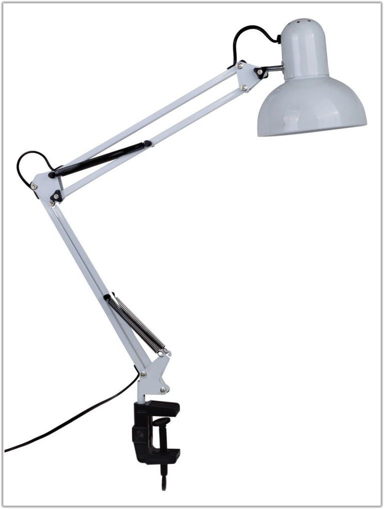 Clamp Desk Lamp Swing Arm