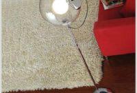 Clear Glass Ball Floor Lamp