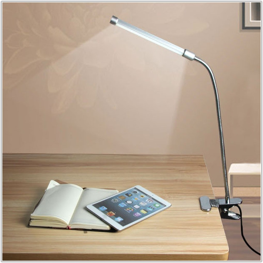 Clip On Led Table Lamp