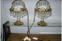 Crystal Chandelier Table Lamps Uk