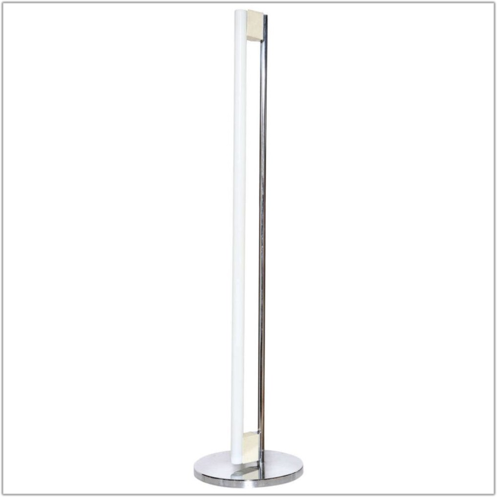 Dimmable Fluorescent Torchiere Floor Lamp