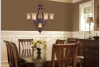 Dining Room Ceiling Light Height