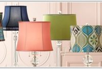Drum Shades For Table Lamps
