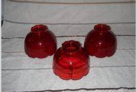 Fenton Art Glass Lamp Shades