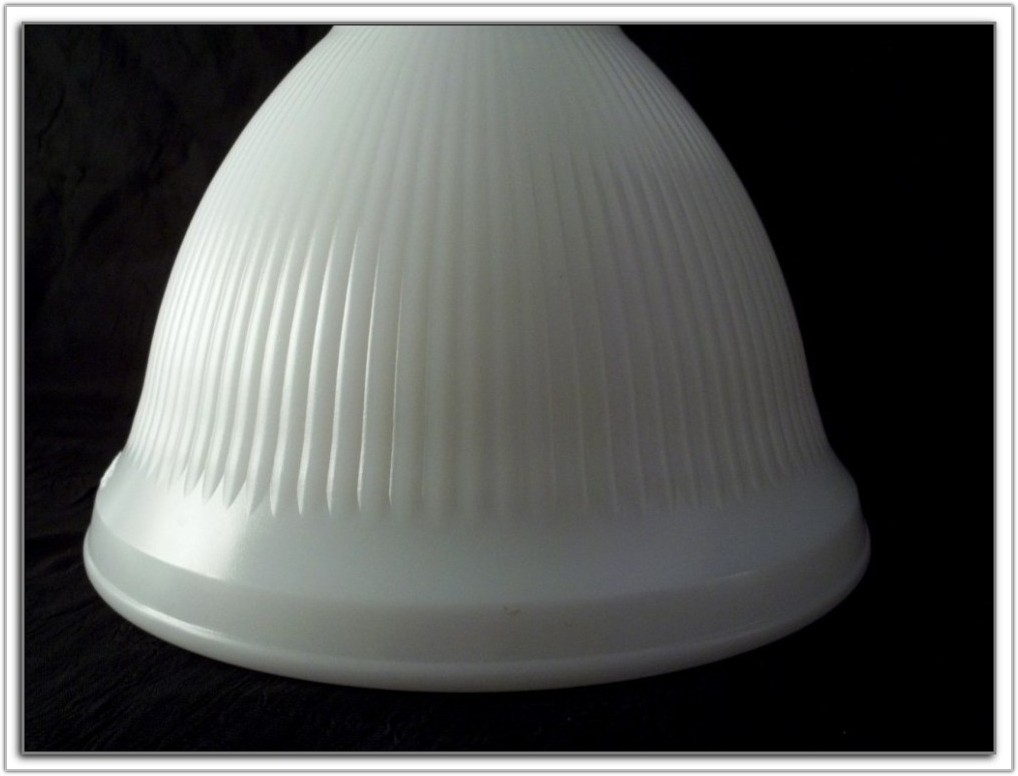 Floor Lamp Replacement Glass Shade Torchiere