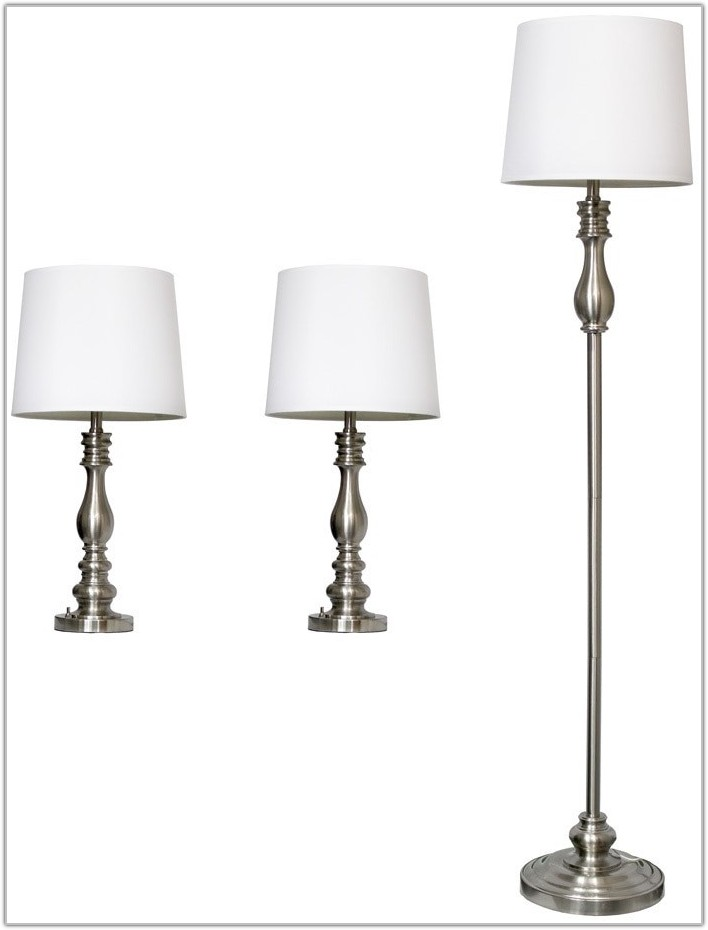 Floor Lamp Set Of 3