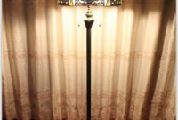 Floor Lamp Stained Glass Shade