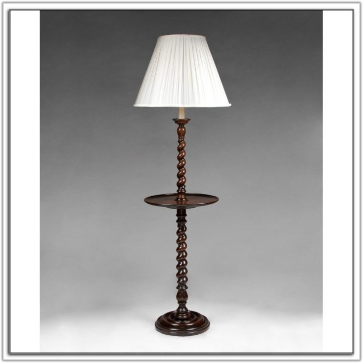 Floor Lamp With Table Attached Australia