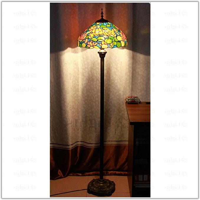 Floor Lamps Tiffany Style Shade