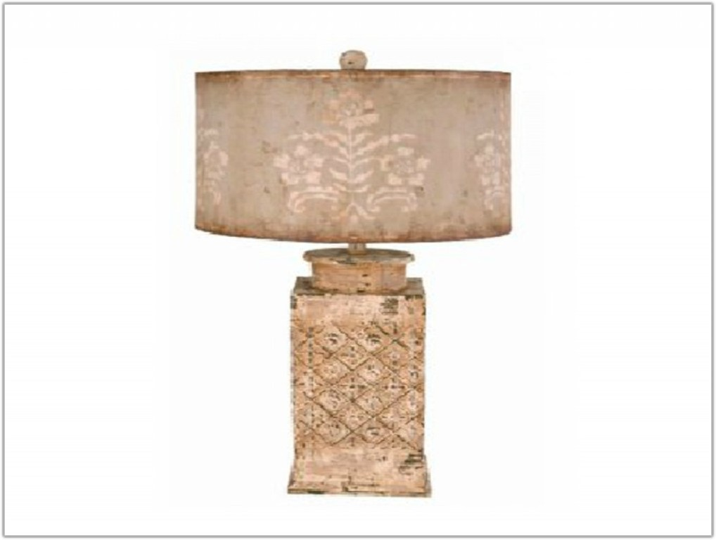 French Country Cottage Table Lamps