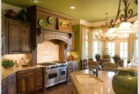 French Country Kitchen Table Lighting