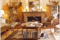 French Country Living Room Lamps