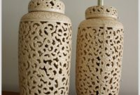 Ginger Jar Table Lamps Lighting
