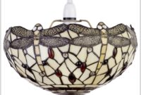Glass Ceiling Lamp Shades Uk