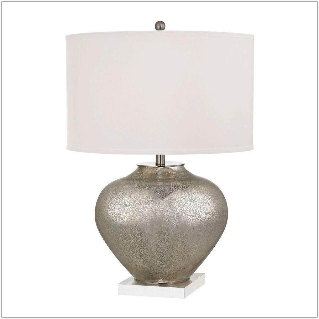 Glass Night Light Table Lamp