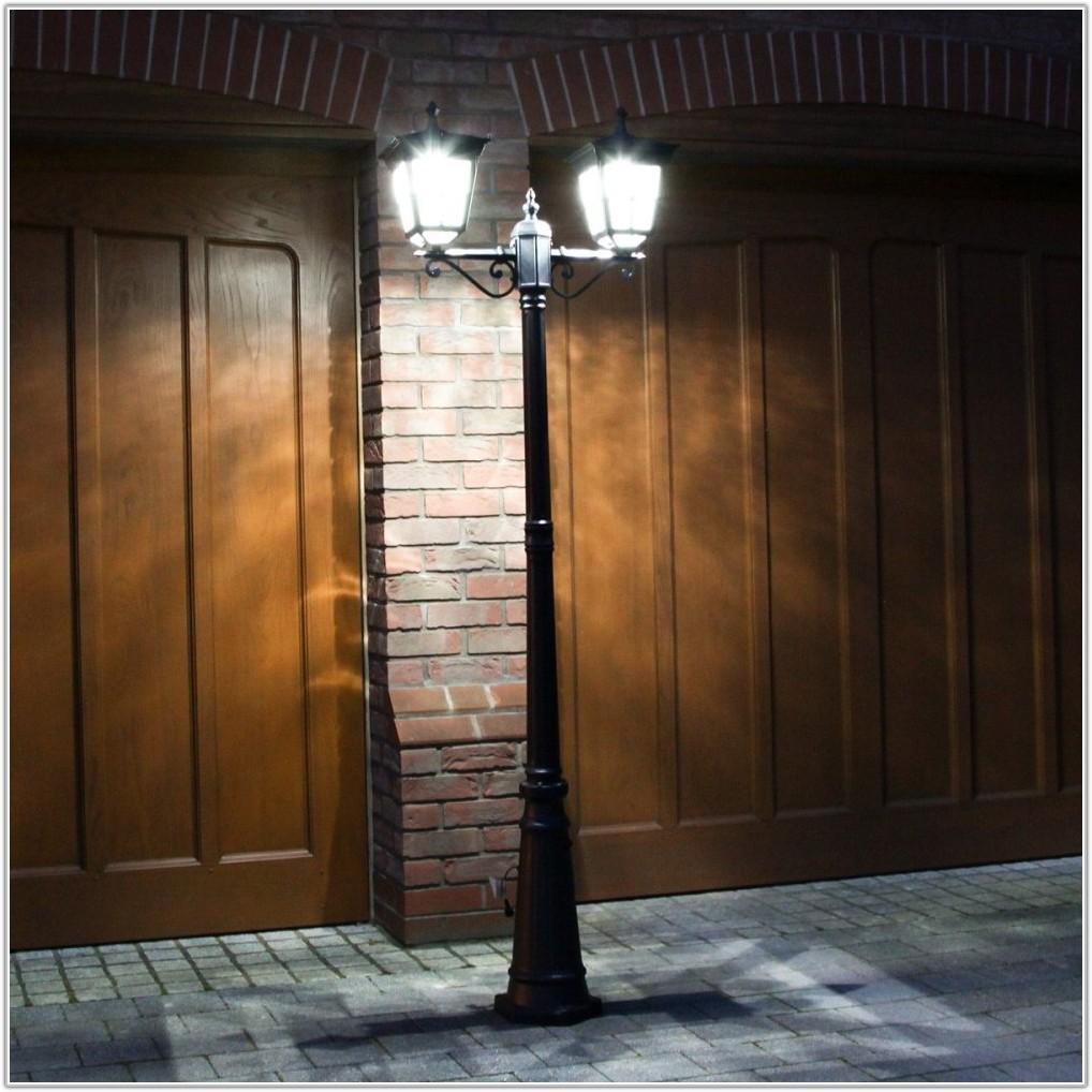 High Power Solar Lamp Post