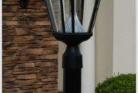 Home Depot Outdoor Lighting Lamp Posts