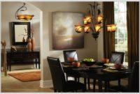 Lamp Shade Dining Room Lighting