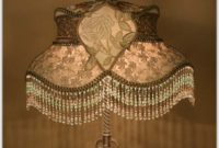 Lamp Shades Floor Lamps Antique