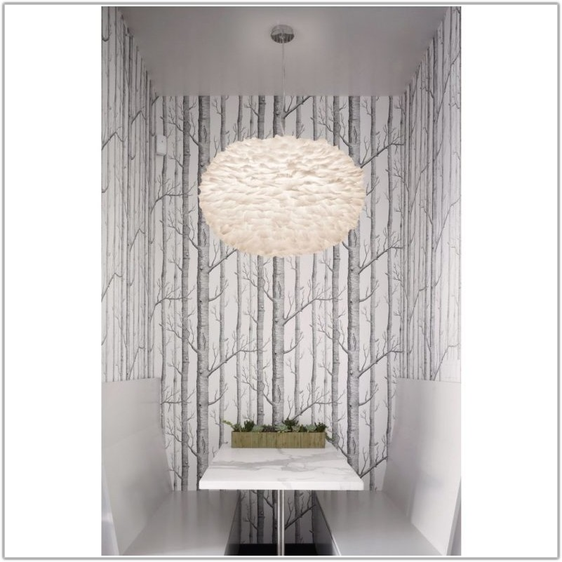 Large Drum Style Lamp Shade