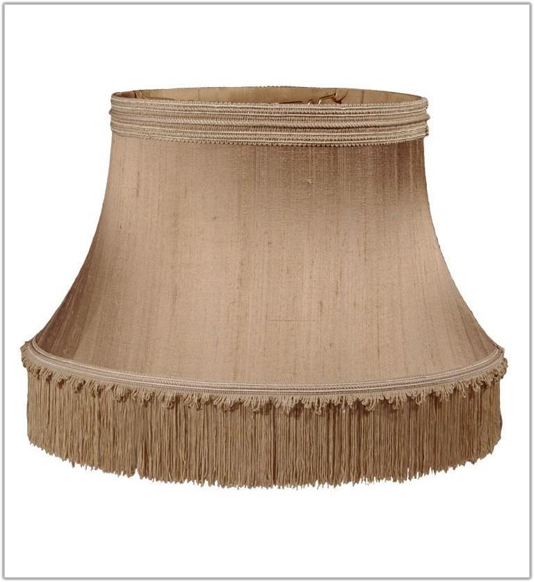 Large Floor Lamp Drum Shade