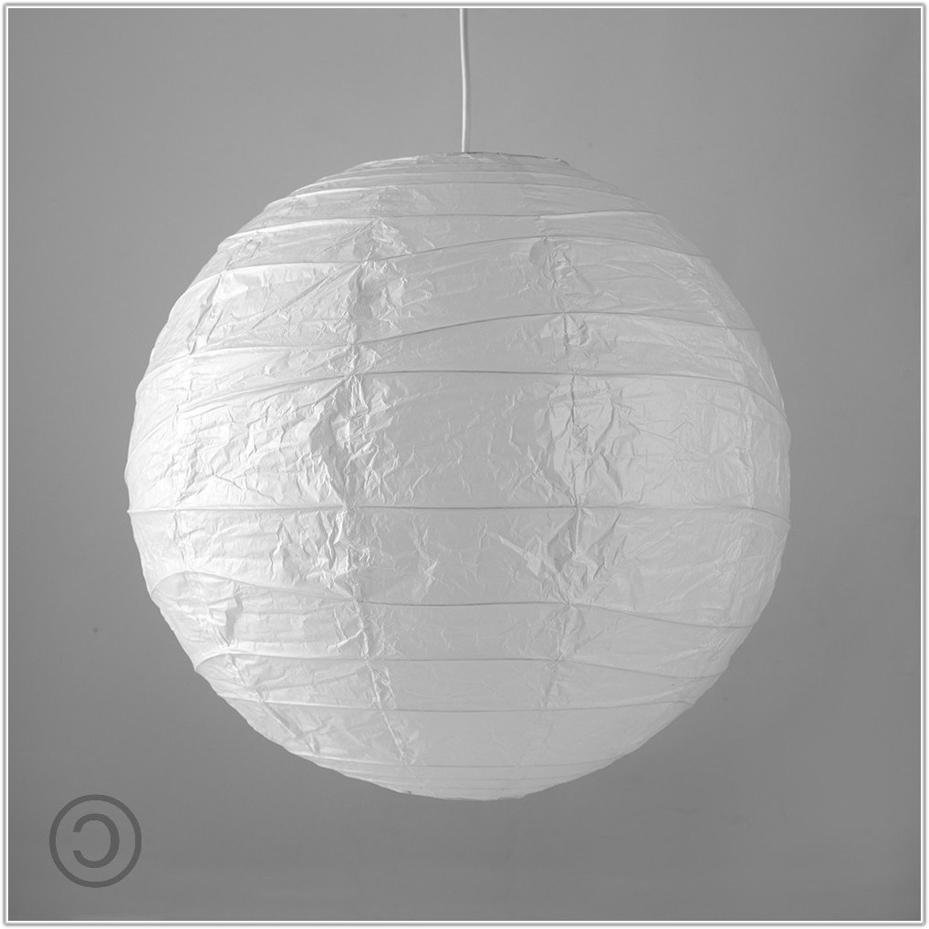 Large Paper Ceiling Light Shades